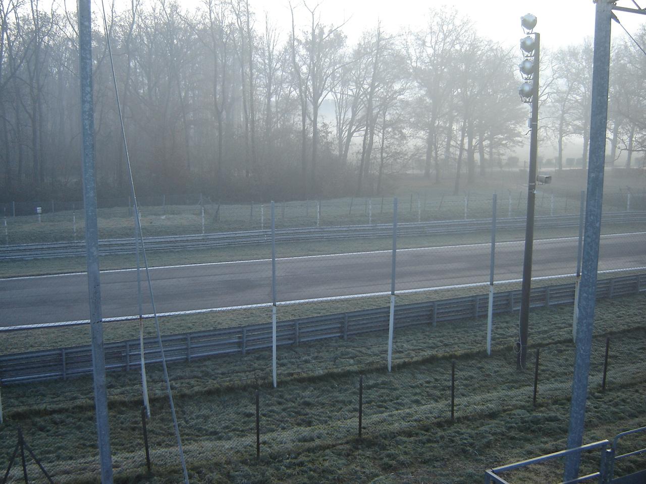 Circuito Ascari : Autodromo nazionale di monza tribuna uscita ascari b